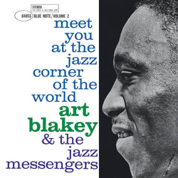 Art Blakey & The Jazz Messengers Meet You at ... Vol 1 Vinyl LP New Out 15/11