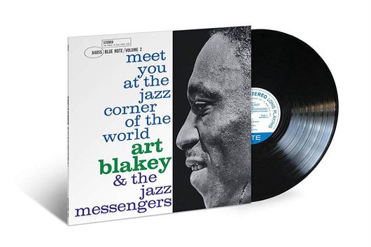 Art Blakey & The Jazz Messengers - Meet You at ... Vol 2 Vinyl LP New 2019
