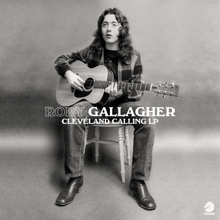 Rory Gallagher - Cleveland Calling Vinyl LP RSD 2020