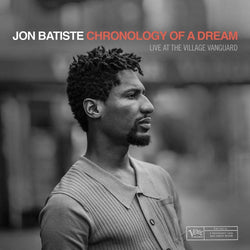 Jon Batiste - Chronology of a Dream Live Vinyl LP New Out 24/01/20