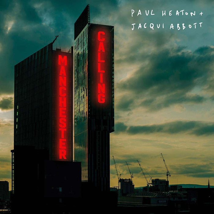 Paul Heaton & Jacqui Abbott - Manchester Calling CD 2020