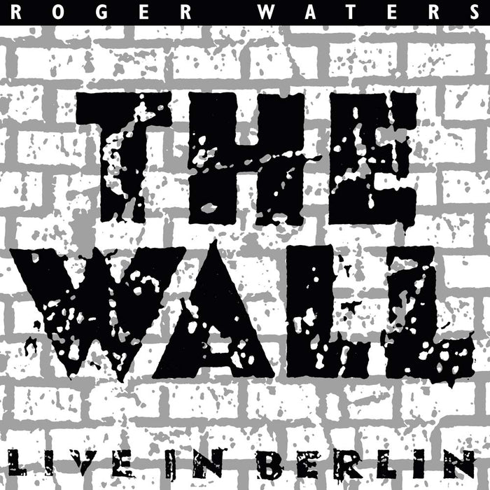 Roger Waters The Wall - Live in Berlin Vinyl LP RSD Sept 2020