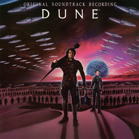 Dune Vinyl LP Soundtrack 1984 RSD Aug 2020