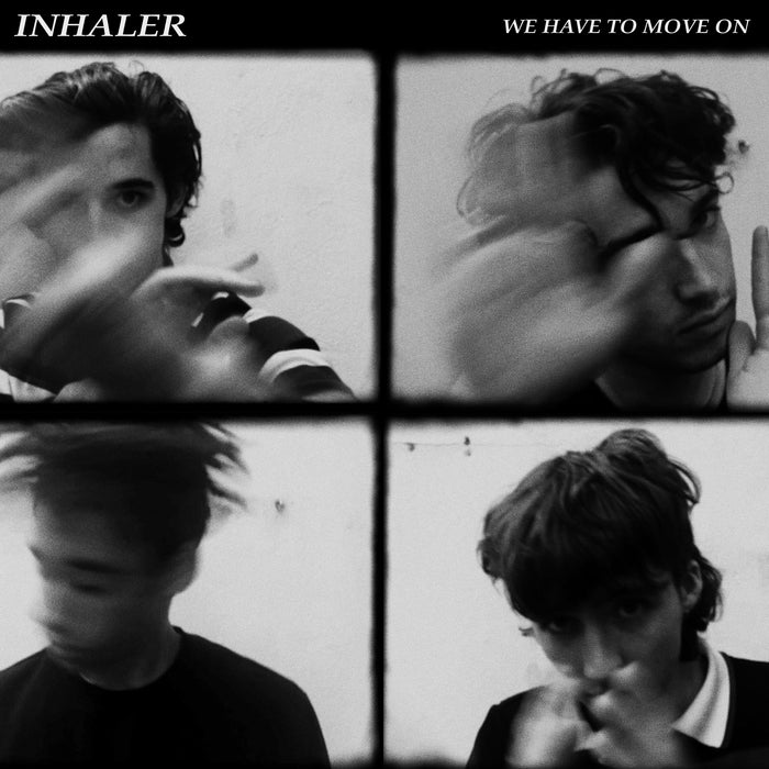 "Inhaler - We Have To Move On / Ice Cream Sundae 7"" Vinyl Single RSD Aug 2020"