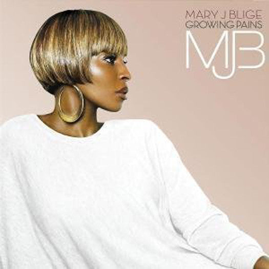 MARY J BLIGE GROWING PAINS LP VINYL NEW (US) 33RPM