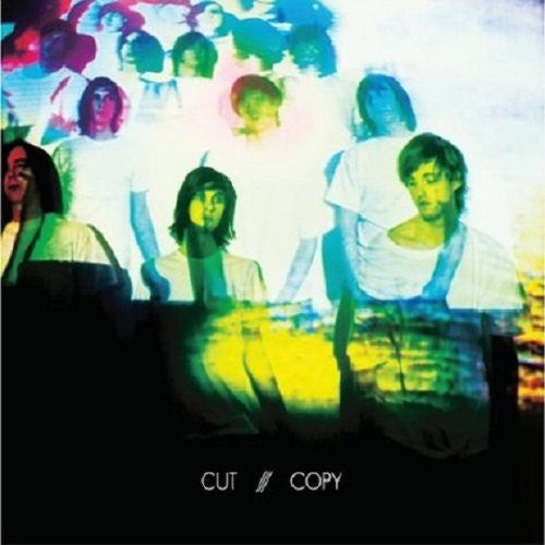 CUT COPY IN GHOST COLOURS LP VINYL 33RPM NEW