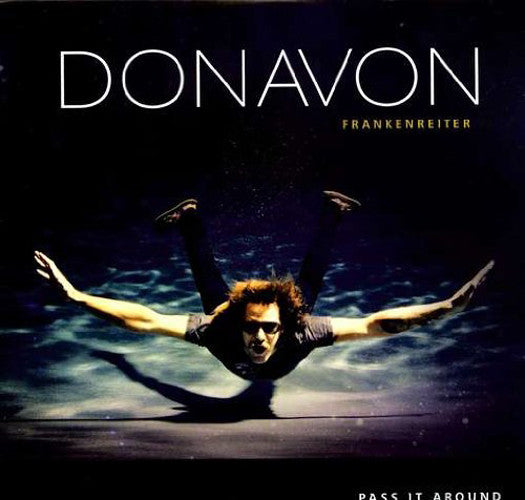 DONAVON FRANKENREITER PASS IT AROUND LP VINYL NEW (US) 33RPM