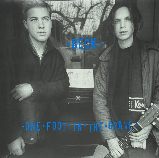 BECK ONE FOOT IN THE GRAVE LP VINYL NEW (US) 33RPM
