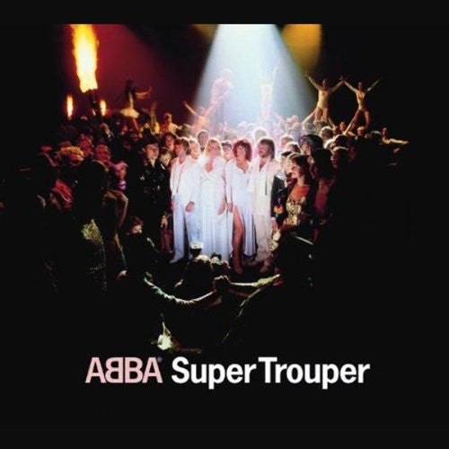 ABBA Super Trouper LP Vinyl 2011 33RPM NEW