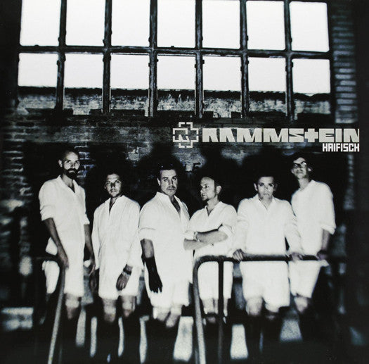 RAMMSTEIN HAIFISCH LP VINYL NEW (US) 33RPM