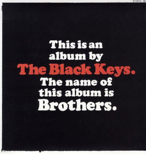 The Black Keys Brothers Vinyl LP 2010