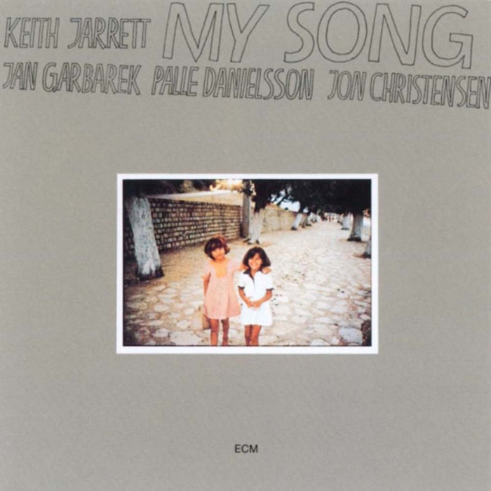 KEITH JARRETT My Song LP Vinyl NEW