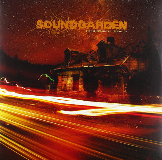 SOUNDGARDEN BEFORE DOORS LIVE I-5 SOUNDCHECKS LP VINYL NEW (US) 33RPM