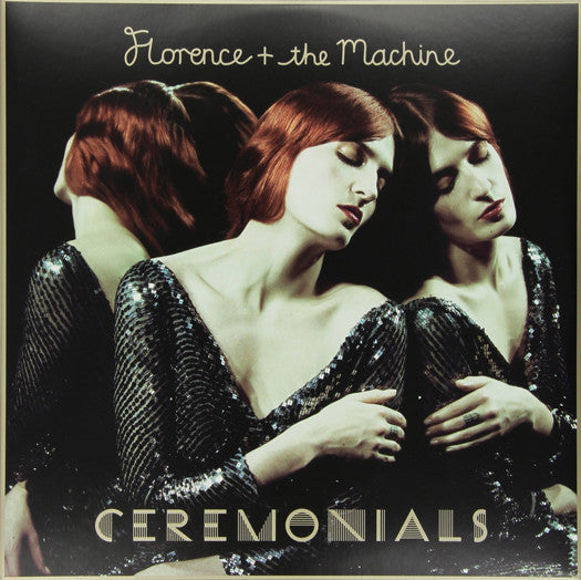 FLORENCE & THE MACHINE Ceremonials LP Vinyl NEW 33RPM