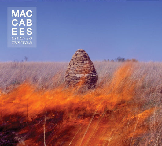 THE MACCABEES Given to the Wild LP Vinyl NEW 2012