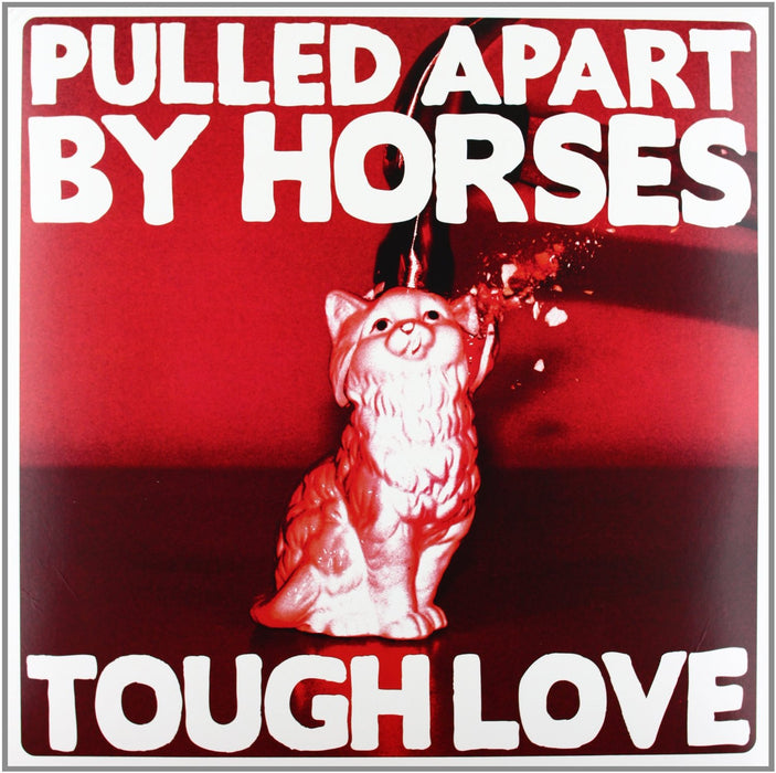 PULLED APART BY HORSES TOUGH LOVE LP VINYL NEW ALTERNATIVE HARD PUNK