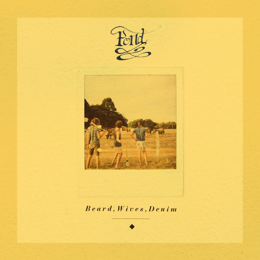 POND BEARD WIVES DENIM LP VINYL 33RPM NEW