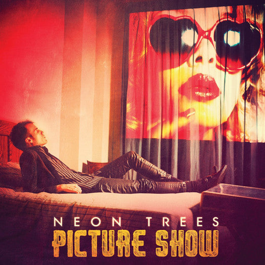 NEON TREES PICTURE SHOW LP VINYL NEW (US) 33RPM