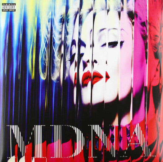 MADONNA MDNA LP VINYL NEW (US) 33RPM DELUXE