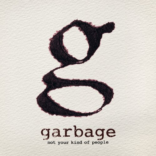 GARBAGE NOT YOUR KIND OF PEOPLE LP VINYL ALTERNATIVE GRUNGE NEW