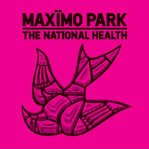 MAXIMO PARK NATIONAL HEALTH THE LP VINYL ALTERNATIVE NEW