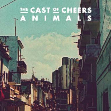 "The Cast Of Cheers Animals 2012 Indie Pop Rock Music 7"" Single Vinyl Brand New"