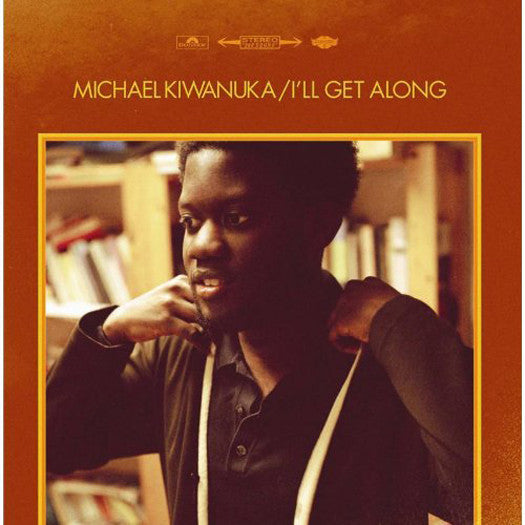 MICHAEL KIWANUKA ILL GET ALONG 7INCH VINYL SINGLE NEW 45RPM