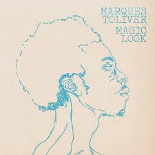 "Marques Toliver Magic Look 2012 Classical Soul Music 7"" Single Vinyl New"