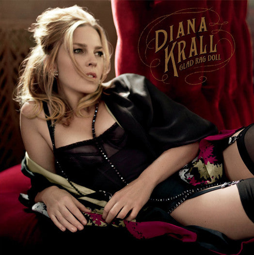DIANA KRALL GLAD RAG DOLL LP VINYL NEW (US) 33RPM