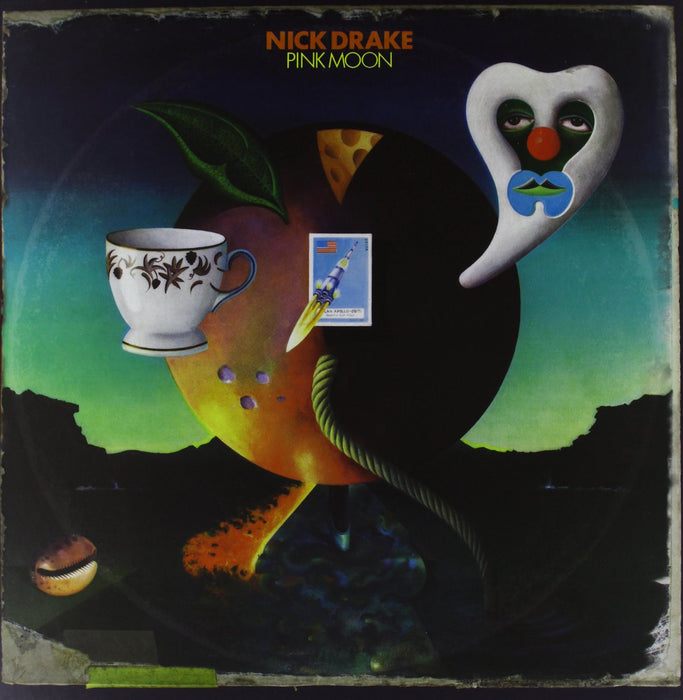 NICK DRAKE PINK MOON LP VINYL 33RPM NEW LIMITED EDITION