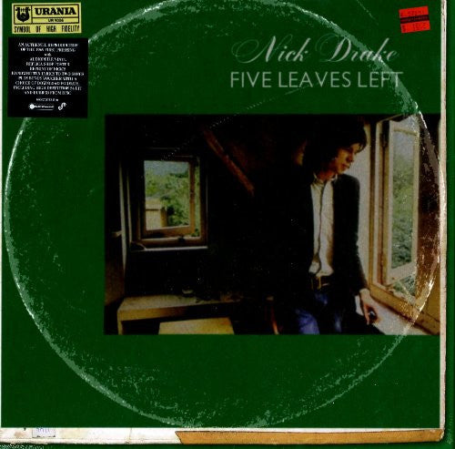 NICK DRAKE FIVE LEAVES LEFT LP VINYL 33RPM NEW DELUXE EDITION