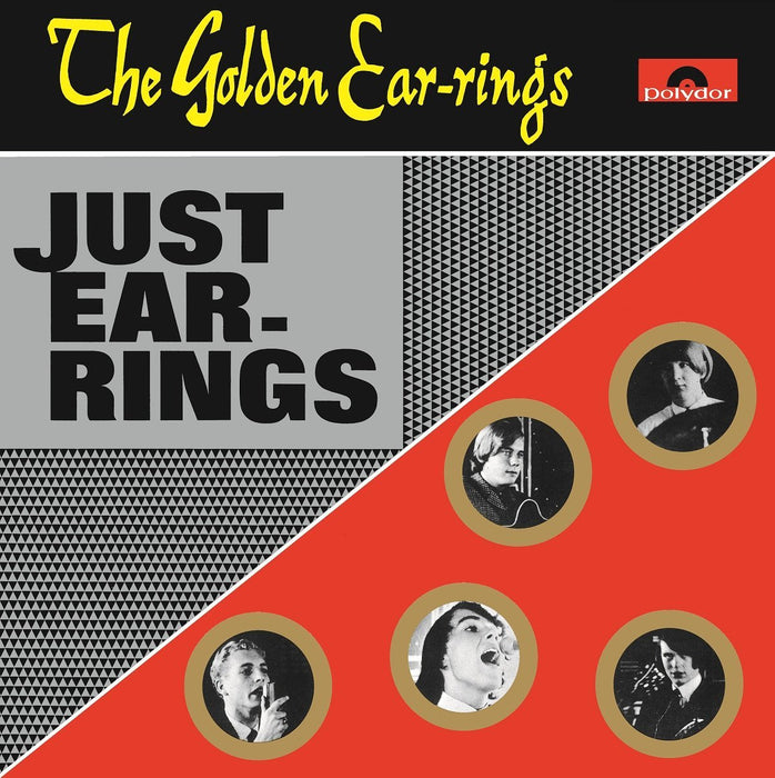 GOLDEN EAR TO RINGS JUST EAR TO RINGS LP VINYL 33RPM NEW