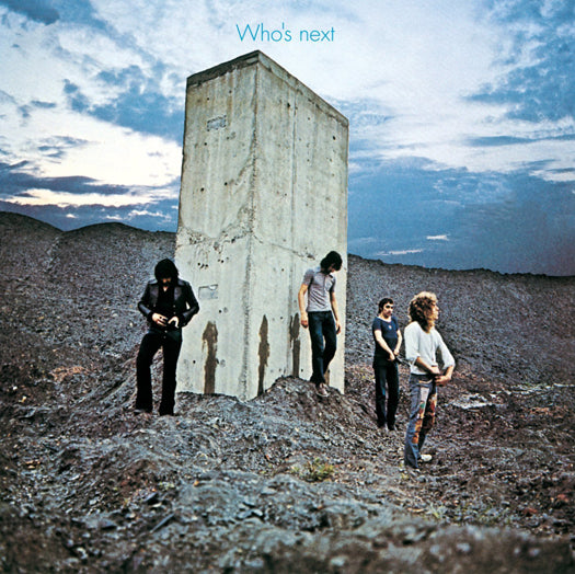THE WHO Who's Next LP Vinyl NEW 2015