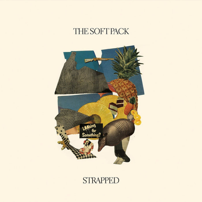 SOFT PACK STRAPPED LP VINYL NEW 33RPM