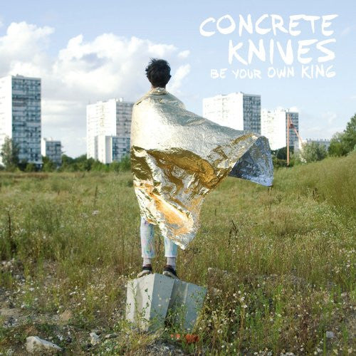 CONCRETE KNIVES BE YOUR OWN KING LP VINYL NEW