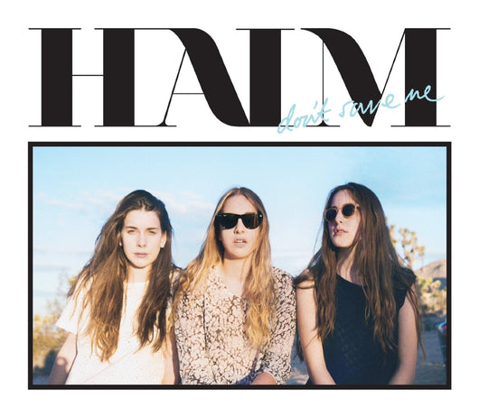 HAIM DON'T SAVE ME 10 Inch Vinyl SINGLE NEW