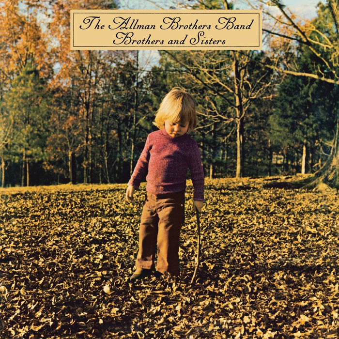 ALLMAN BROTHERS BAND Brothers and Sisters LP Vinyl NEW
