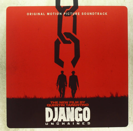 DJANGO UNCHAINED OST 2LP Vinyl NEW 2013 Explicit