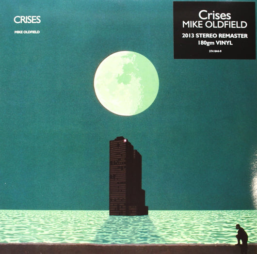 MIKE OLDFIELD CRISES LP VINYL 33RPM NEW