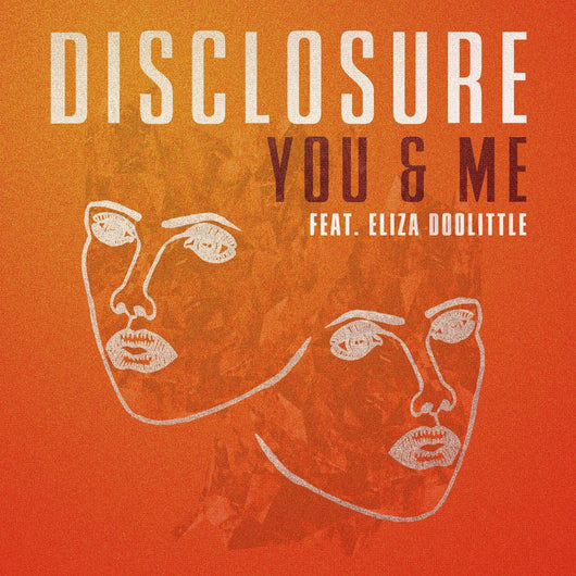 DISCLOSURE YOU AND ME 12 INCH VINYL SINGLE NEW 45RPM