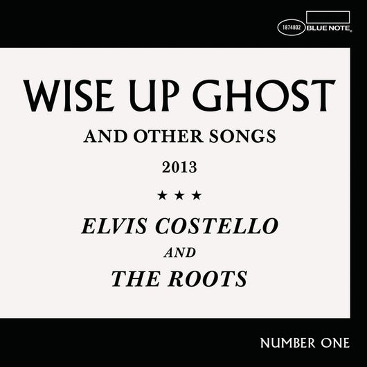 ELVIS COSTELLO AND THE ROOTS WISE UP GHOST LP VINYL 33RPM NEW