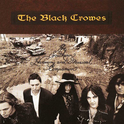 BLACK CROWES Southern Harmony & Musical Companion 2LP Vinyl NEW 33RPM