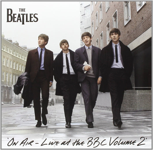 BEATLES ON AIR LIVE ATBBC VOLUME LP VINYL 33RPM NEW