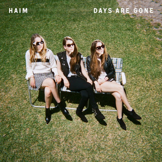 HAIM DAYS ARE GONE LP VINYL 33RPM NEW