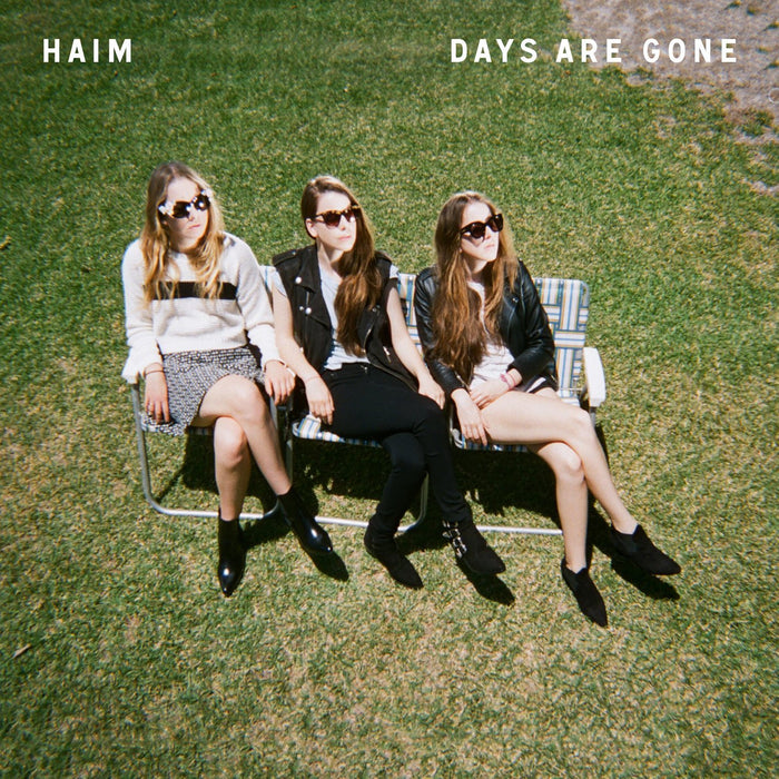 Haim - Days Are Gone Vinyl LP New 2013