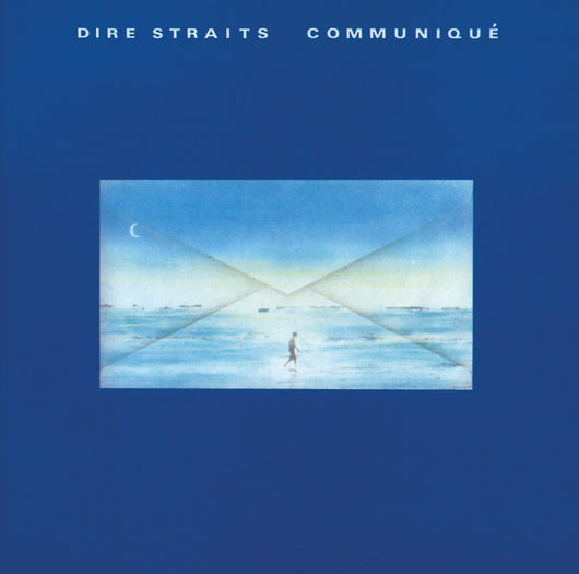 DIRE STRAITS COMMUNIQUE LP VINYL 33RPM NEW