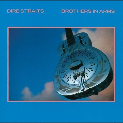 DIRE STRAITS BROTHERS IN ARMS LP Vinyl NEW