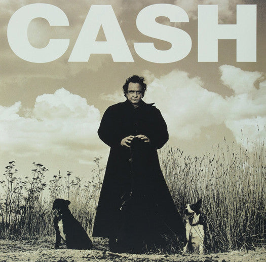 JOHNNY CASH AMERICAN RECORDINGS LP VINYL NEW (US) 33RPM