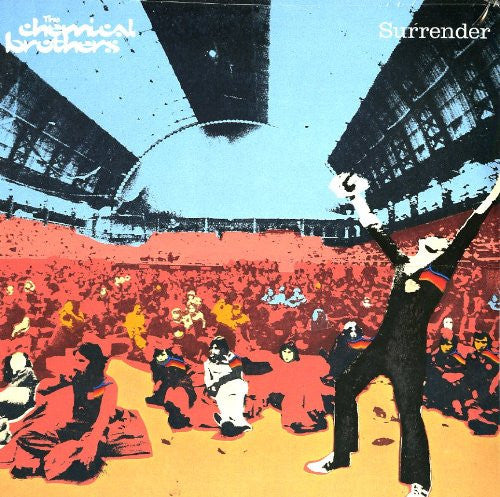 CHEMICAL BROTHERS SURRENDER LP VINYL 33RPM NEW