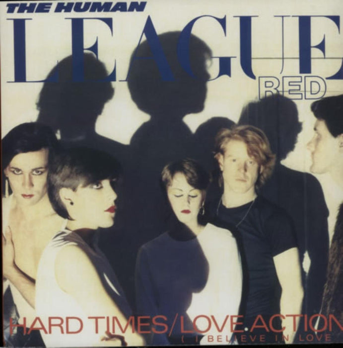 HUMAN LEAGUE LOVE ACTION I BELIEVE IN LOVE 12 INCH VINYL SINGLE NEW 45RPM